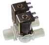 Servo-Controlled Solenoid Valve NC, DN 13 -- 01.013.225