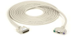 ServSwitch™ to Keyboard/Monitor/Mouse Cables, 5-ft. (1.5-m) -- EHN383A-0005