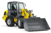 Articulated and All Wheel Steer Loaders -- WL Series - Image