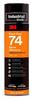 3M Foam Fast 74 Spray Adhesive Orange 16.9 oz Aerosol -- 74 FOAMFAST ORANGE 24OZ -Image