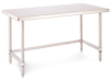 Cleanroom Bench -- Metro-SS-Solid