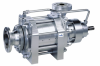 Horizontal, Radially Split, Product-lubricated, Multistage Ring-section Pump -- HGM
