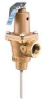 Lead Free* Automatic Re-seating Temperature and Pressure Relief Valve -- LF40L, LF40XL -- View Larger Image