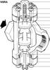 Gunmetal Self-acting Control Valve