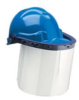 High Impact Nylon Carrier with toggle fastenings for acceptance for visor -- View Larger Image