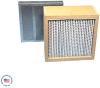 Primary Hepa Filter w/ Final 2? Refillable Adsorption Module (SU Blend Carbon) -- F-987-4SP-SU
