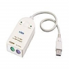 ATEN UC100KMA - Keyboard / mouse adapter - 6 pin PS/2 (F) - -- UC100KMA