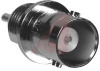 connector,rf coaxial,bnc bulkhead receptacle,front mount,solder cup,50 ohm -- 70142603