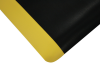 Corrugated SpongeCote(R) No. 431; 2' Cut up to 60'; Black w/Yellow Borders -- 715411-22918 - Image