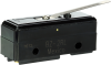 MICRO SWITCH BZ Series Premium Large Basic Switch, Single Pole Double Throw Circuitry, 15 A at 250 Vac, Flexible Leaf Actuator, Solder Termination, Silver Contacts, UL, CSA, ENEC -- BZ-2RL -Image