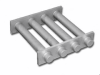 Square Hopper Grate Magnet