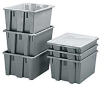 RUBBERMAID Palletote Boxes -- 5287300