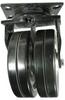 Swivel - Swivel-EAZ Dual Wheel Caster - Model 2-B35 -- 2-B35SWE6F75A-S