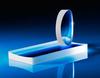 12.5mm Dia x -100mm FL Cylinder Lens MgF2 Coating -- NT48-378 - Image