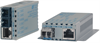 10/100/1000BASE-T to 100/1000BASE-X Ethernet Media Converters with PoE Powering -- miConverter™ GX/T PoE/D