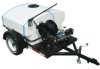 Cam Spray Professional 2500 PSI  Trailer Pressure Washer -- Model 25006HT - Image