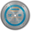 Oshlun SBP-100080 10-Inch 80 Tooth MTCG Saw Blade with 5/.. -- SBP-100080
