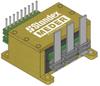 300W-1.2kW Planar Transformers   Size P135 Heatsink - Image