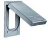 WEATHERPROOF COVER, CAST ALUMINUM -- 35B2322