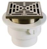 Adjustable Floor Drain -- FD12-SQ