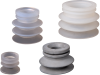 Bellows Vacuum Cups with Special Connection for Standard Packaging Machines -- SV-SB