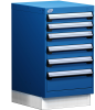 Stationary Compact Cabinet -- L3ABG-2826D -Image