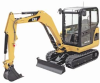Mini Excavators -- 302.5C