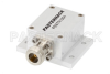 High Power 300 Watt RF Load Up to 3 GHz with N Female Chem Film Plated Aluminum -- PE6TR1004 -Image