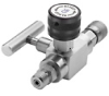 QTHA-BLS0-HC - Ralston Instruments QTHA-BLS0-HC Block and Bleed Valve -- GO-16107-14