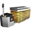 Stainless Steel Full Power Lift Table -- FP-1DM