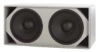Compact, Dual Driver Vented Sub-Bass System with 4 Inch Voice Coils -- AQ215