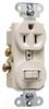 Combination Switch/Receptacle -- 691-LA -- View Larger Image
