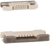 FFC, FPC (Flat Flexible) Connectors -- WM6497CT-ND -Image