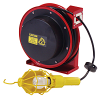 Heavy Duty Light Cord Reel Series L4000 -- L 4035 A 163 5