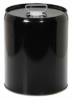 Tight-Head UN Rated Steel Pail -- DRM1063 -Image