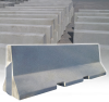 Precast Concrete Jersey Barriers -- View Larger Image
