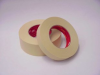 Scotch® Premium High Temperature Masking Tape 2393 Tan, 6 mm x 55 m 7.6 mil, 9 per inner 72 per case Bulk -- 2393