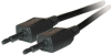 6' Mini Toslink to Mini Toslink Digital Optical Cable -- 88-206