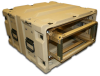 Zero Warrior Rackmount Cases with Slide-Out Rack System -- ZDRR0827
