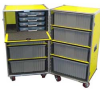 Double Drawer Upright #3 Shipping Case -- 68-610 - Image