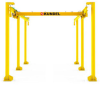 Motorized Overhead Ceiling Bridge Cranes -- TTRAC -Image