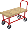 Platform Trucks - Adjustable Height - Tubular Steel Frame