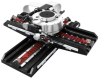 XYT Three Axis Actuator With High Resolution Rotary Axis -- CHARON