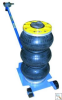 2500Kg, 155-465mm, 3 Bag Air Bellow with Handle -- WH3