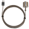 113001B-J - Digi-Sense Type-J Dropping / Magnetic Probe 1.5in L Mini Conn Exp 10Ft SS Braid Cable -- GO-08519-86