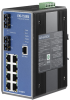 8+2 SC Type Fiber Optic Managed Ethernet Switch -- EKI-7559SI