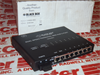 BLACK BOX CORP LH408A-MSC ( 8-PORT HUB W/ 1 SWITCHED 100MB FIBER SC PORT ) -Image
