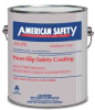 Anti-Slip Floor Coating,1 gal,Med Gray -- 3WCE8