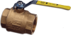 Brass Ball Valve -- MP-2P Series -Image