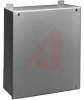 Enclosure; Steel; 8 in.; 4 in.; 10 in.;Wall Mount; Gray; Type 12, 13 -- 70165184